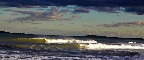 boston ma, surf. Northern New England, Empty Wave photo