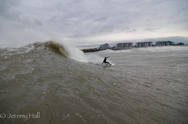 Doomsday swell On December 21, 2012 aka doomsday New