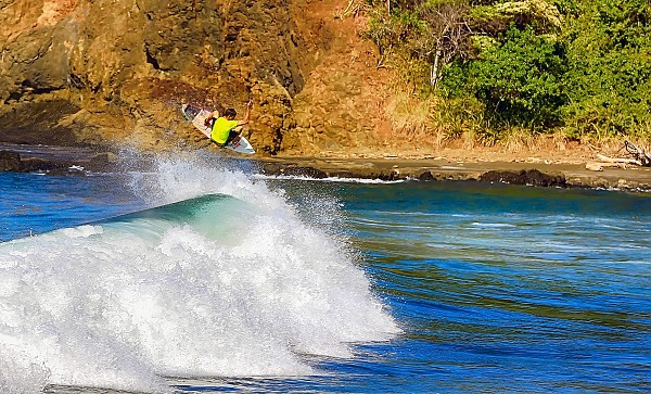 Randy Townsend Costa Rica 2012. Costa Rica, Surfing photo