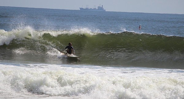 North Florida September Humberto Groundswell. North Florida, Surfing photo