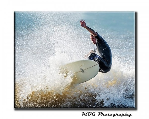 AI VA ARTHUR LEFTOVERS. United States, Surfing photo