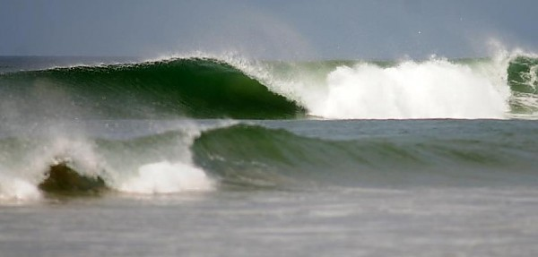 Real Surf Trips ...another day, another perfect lineup...we