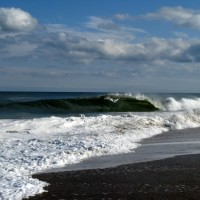 East Coast Empty waves. Delmarva, Scenic photo