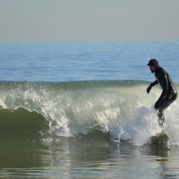 Surfing Glass. New Jersey, Surfing photo