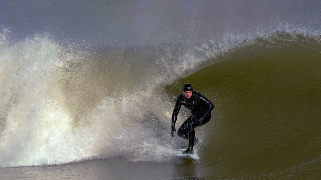 Jersey Green. New Jersey, Surfing photo