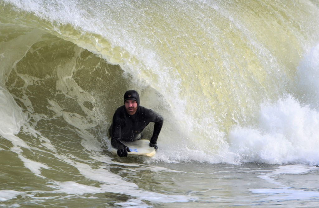 Bodyboarder. New Jersey, Bodyboarding photo