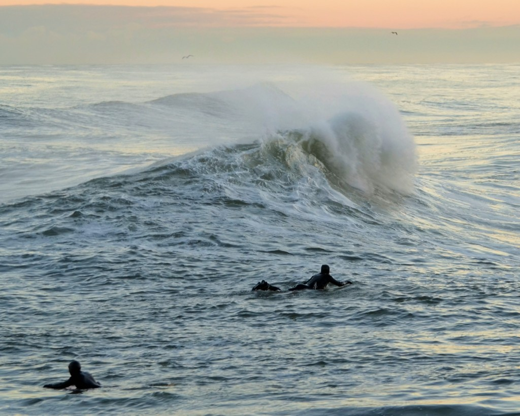 Jenk's Evening. New Jersey, Surfing photo