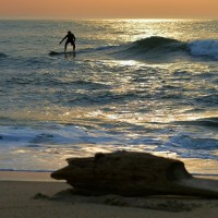 Early morning, Pier Village. New Jersey, Surfing photo