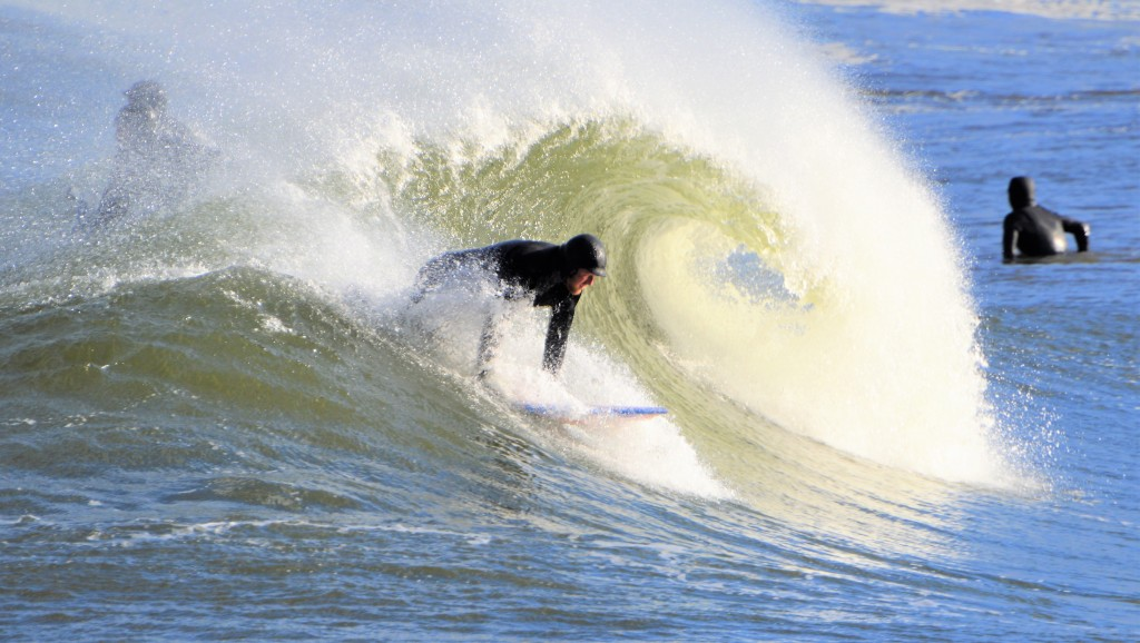 Clean Water. New Jersey, Surfing photo