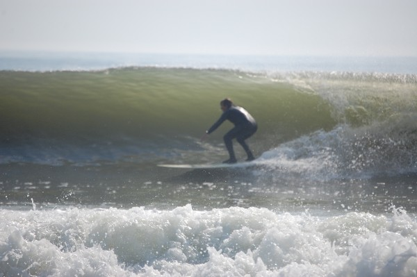 My Dad Rich Surfing. Delmarva, Surfing photo
