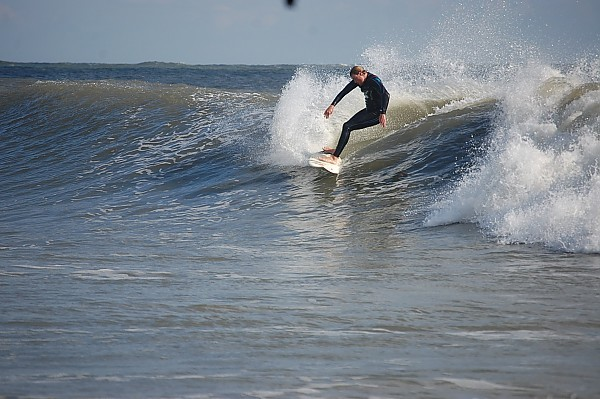 lewes fun del. Delmarva, Surfing photo