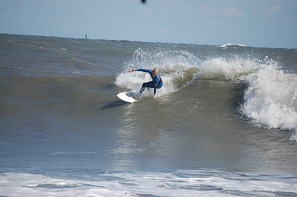 Lewes del fun. Delmarva, Surfing photo