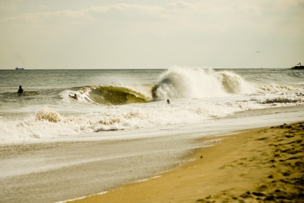 Drainer5. Delmarva, surfing photo
