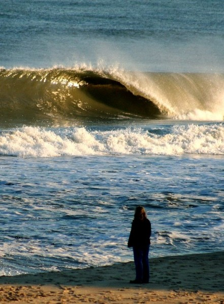 Ocean City. Delmarva, surfing photo