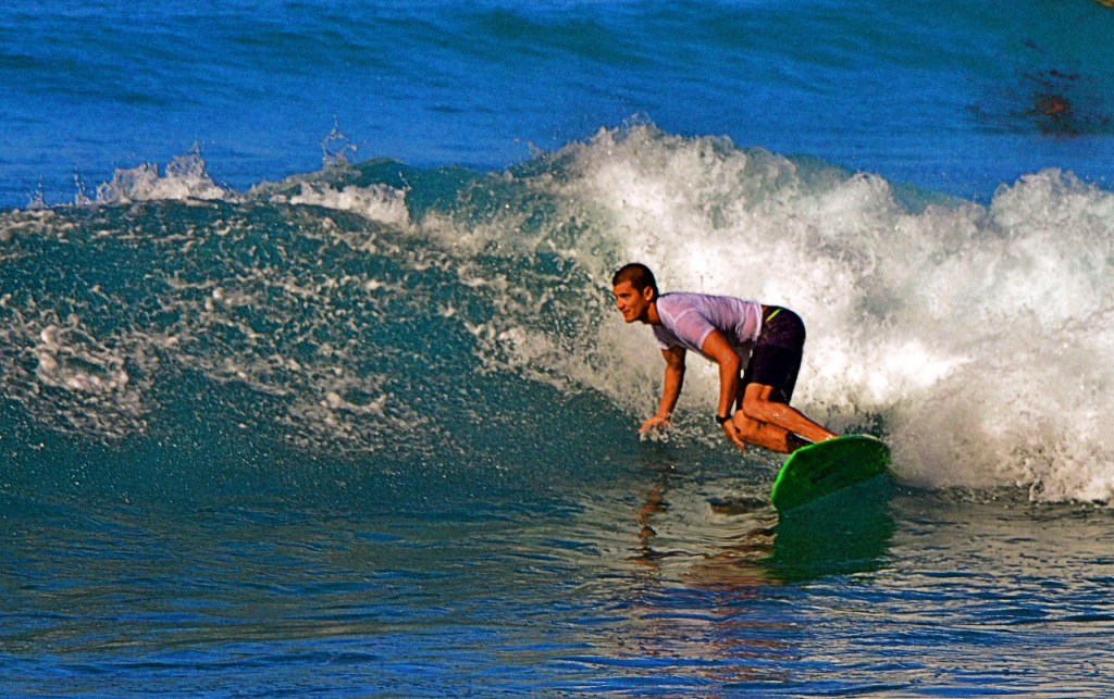 Stop N Go. Oahu, Surfing photo