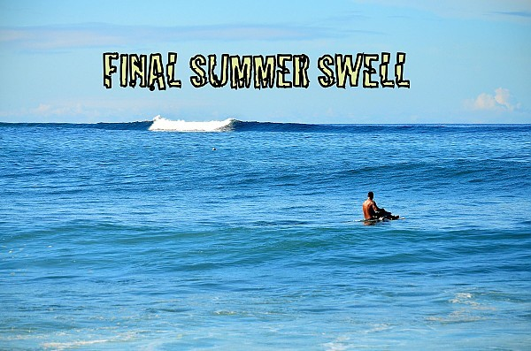 FINAL SUMMER SWELL. United States, Surfing photo