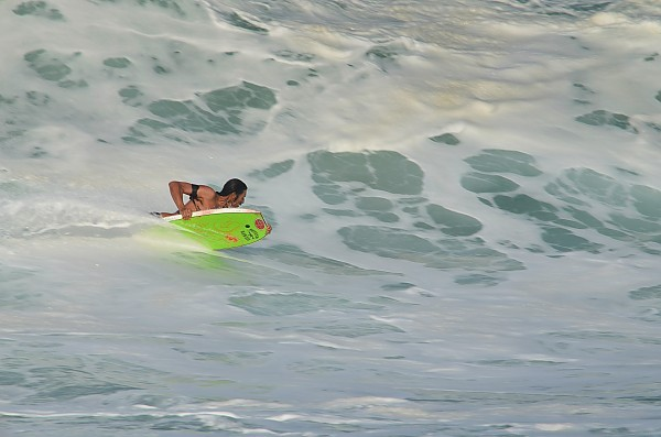 A Fly By!. United States, Bodyboarding photo