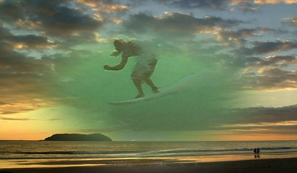 Heavens Gate. In your Dreams, Surf Art photo