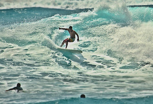 Screaming Ride!. United States, Surfing photo