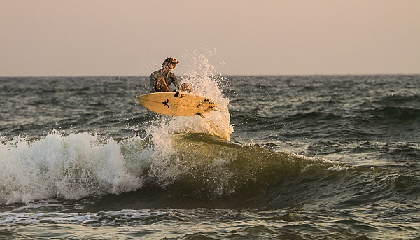Sloppy Ramps Surfer-Justin Fritz. Florida Panhandle, Surfing photo