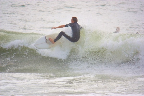 Danny. Delmarva, Surfing photo