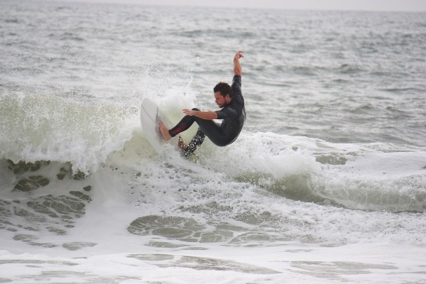 Butt Scratcher. Delmarva, Surfing photo