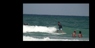 Kid surf. South Florida, Surfing photo