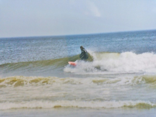 Mattyb rides fun. New Jersey, Surfing photo