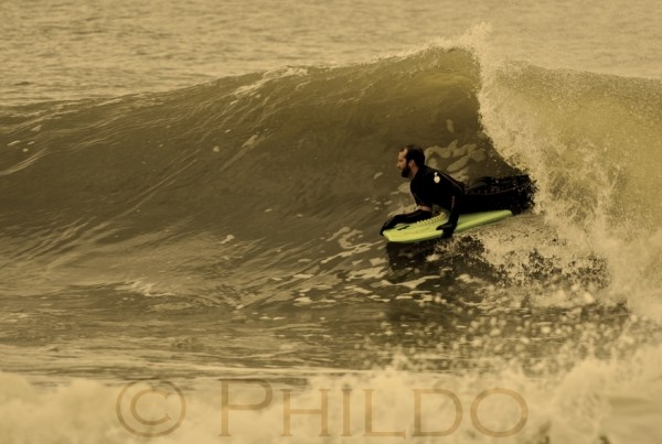 Tim Tice. Delmarva, surfing photo