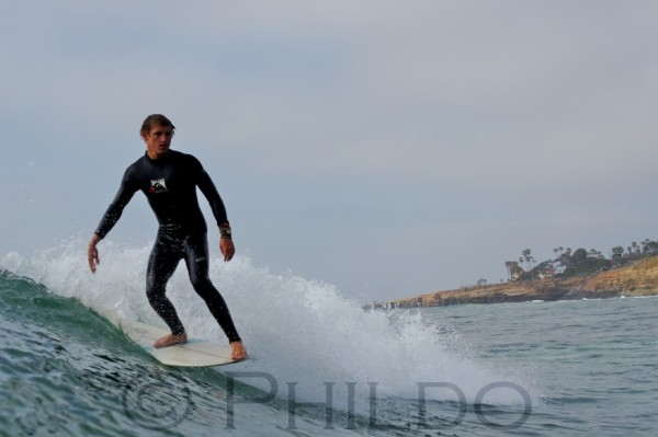 Jack Lohse. SoCal, surfing photo