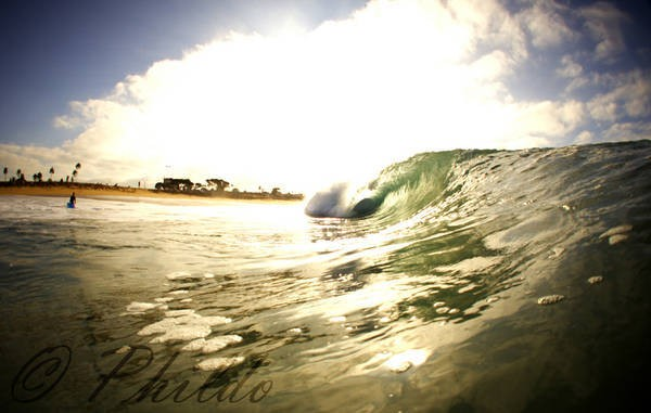 wedge.... New Jersey, surfing photo