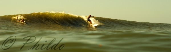 backdoor. SoCal, surfing photo