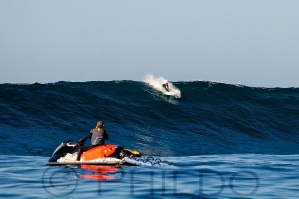 Todos Santos. surfing photo