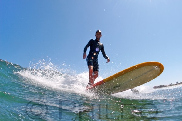 Joel Tudor. SoCal, surfing photo