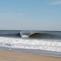 Buxton Treasure 1/23/14 in Buxton, NC. Virginia Beach / OBX, Empty Wave photo