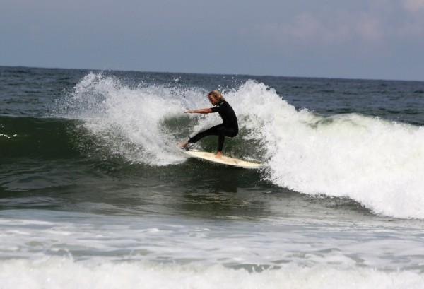 Taber Bartoshesky. Virginia Beach / OBX, Surfing photo