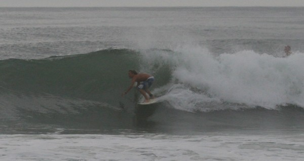 Hurricane Bill LBI. New Jersey, surfing photo