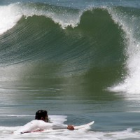 Mexico South Gulf, Surfing photo