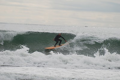 NH - Gabrielle swell. United States, Surfing photo