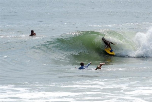 Lara Skinkle Photo's (phil) Bill surf in OCmd and DE