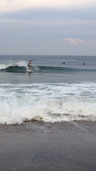 Fun Day in momouth county. United States, Surfing photo