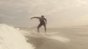 GoPro Stone Harbor Swell Pretty big, slow-rolling,