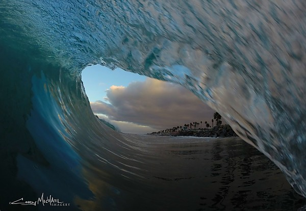 Hurricane Swells Good looking out. United States, Empty Wave photo