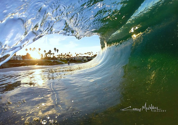 The inside. SoCal, Empty Wave photo