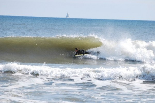 Bodyboarding november. New Jersey, Bodyboarding photo