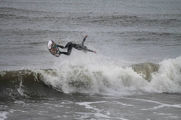Billy Scott Winter. New Jersey. New Jersey, Surfing photo