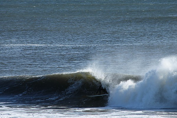 NJ January Swell Monmouth County. New Jersey, Surfing photo