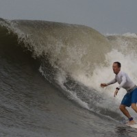 El Salvador trip. Southern NC, surfing photo