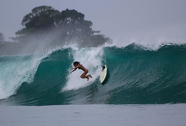 Eating it with style. United States, Surfing photo