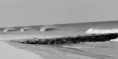 New Jersey Fall. New Jersey, Empty Wave photo